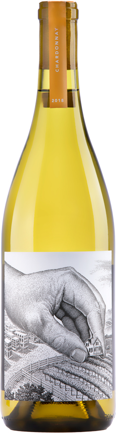 Big Hand 2018 Chardonnay - Aquilini Family Wines