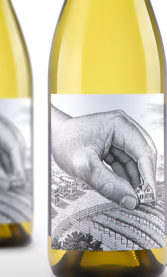Big Hand 2018 Sauvignon Blanc - Columbia Valley Wines